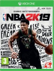 Activision NBA 2K19 - Xbox One
