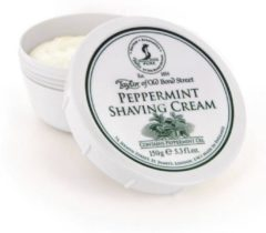 Taylor of Old Bond Street Peppermint Scheercreme 150gr