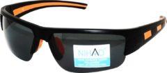 Oranje Nihao Superior Sportbril 1.1mm Polarized. TR-90 Ultra-Light frame Anti-Reflect coating.