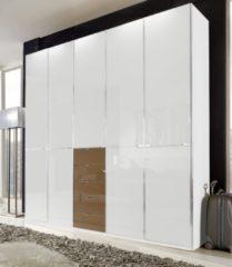 WIEMANN Kleiderschrank »Shanghai« mit edler Glasfront