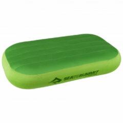Sea to Summit - Aeros Premium Deluxe - Kussen maat Deluxe, groen/olijfgroen