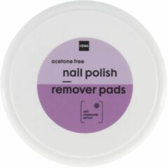 HEMA Nagellak Remover Pads