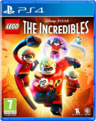 Warner Bros. Games LEGO Disney Pixar's: The Incredibles - Playstation 4
