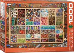 Eurographics puzzel Bead Collection - 1000 stukjes