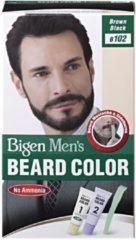 Bruine Bigen Men's Beard Color