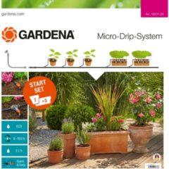Gardena Micro-Drip-System Start-Set Pflanztöpfe M | 13001-20