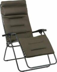 Lafuma RSX XL Clip Air Comfort - Relaxstoel - Verstelbaar - Inklapbaar - Zero Gravity - Taupe