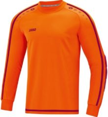 Jako Striker 2.0 Keepers Sportshirt - Maat XXL - Unisex - oranje/rood