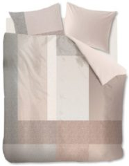 Huidskleurige Kardol Privileged - Dekbedovertrek - Tweepersoons - 200x200/220 cm - Nude