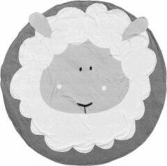 AYME Baby Speelkleed Schaap – Baby kamer Speelkleed – Baby Speel Mat - diameter 90cm