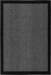 Indonesia Banjar buitenvloerkleed Zilver Grijs Tapijt voor binnen & buiten- 80x230 CM