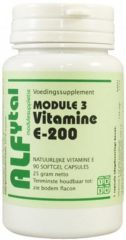 Alfytal Vitamine E 200 (module 3) - 90 Capsules