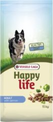 Happy Life Adult Zalm - Hondenvoer - 15 kg - Hondenvoer