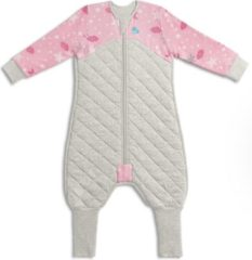 Love to Dream Stage 3 Sleepsuit Warm 24 tot 36 maanden pink/roze/grijs