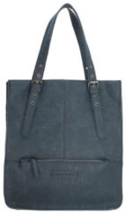 Enrico Benetti Nouméa Dames Shopper 66355 - Blauw