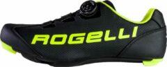 Zwarte Rogelli Raceschoenen Zw/Fluor AB-410 M48