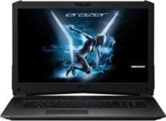 MEDION® ERAZER® X7855, Intel® Core? i7-7700HQ, Windows10Home, 43,9 cm (17,3??) FHD Display, 16 GB DDR4 RAM, 512 GB SSD, 1 TB HDD, Gaming Notebook