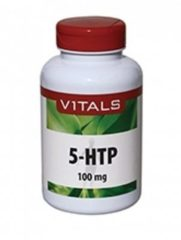 Vitals 5-HTP 100mg Capsules 60st