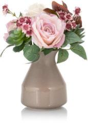 Fleurange Bouquet mit Sukkulenten