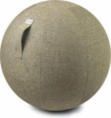 Beige VLUV STOV zitbal Pebble 65cm