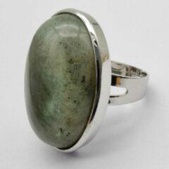 Yada Ring vintage - Natuur groen - Verstelbaar