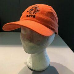 Nike oranje KNVB cap met groot logo