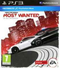 Electronic art Need For Speed Most Wanted (2012) /PS3