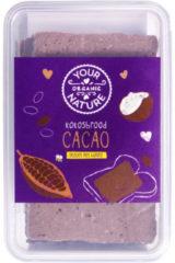 Rode Your Organic Nat Kokosbrood Cacao (225g)