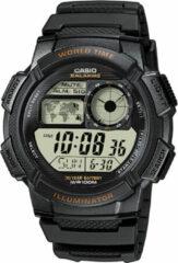 Casio Quartz Horloge AE-1000W-1AVEF (l x b x h) 48.1 x 43.7 x 13.7 mm Zwart Materiaal (behuizing): Hars Materiaal (armband): Hars
