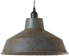 Grijze KS Verlichting K.S. Verlichting Vecchio Hanglamp 35 cm - Vintage Grijs