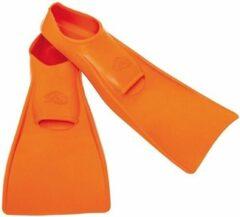 Zwemflippers Flipper Swimsafe oranje maat 22-24