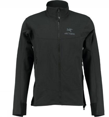 Afbeelding van Arc'teryx - Gamma LT Jacket - Softshelljack maat L, zwart