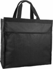 Piace Molto Babette - Nylon boodschappentas - Shopper - Zwart