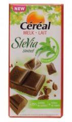 Cereal Céréal Chocolade Tablet Melk (85g)