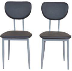Möbel direkt online Metallstühle im 2er-Set Jimmy