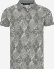 Grijze Cipo & Baxx Poloshirt