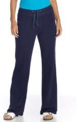 Coolibar - UV strandbroek dames - Donkerblauw
