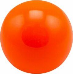 Hockeybal oranje - indoor - 12 stuks