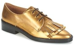 Gouden Nette schoenen Castaner GERTRUD