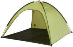 10-T Outdoor Equipment 10T Aruba UV 50+ - Strandmuschel 180x180x120cm Wind- & Sonnenschutz mit Bodenplane