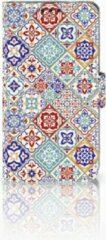 B2Ctelecom Smartphone hoesje Nokia 3 Wallet Book Case Tiles Color