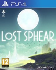 Square Enix Lost Sphear PS4