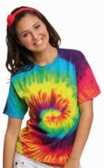 Colortone Tie-dye t-shirt rainbow XL