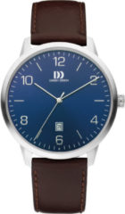 Danish Design IQ22Q1184 Horloge staal Designed By Tirtsah 42 mm
