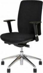 Zwarte SKEPP RoomForTheNew Bureaustoel 074-CS-S- Bureaustoel - Office chair - Office chair ergonomic - Ergonomische Bureaustoel - Bureaustoel Ergonomisch - Bureaustoelen ergonomische - Bureaustoelen voor volwassenen - Bureaustoel ARBO - Gaming stoel - Thu