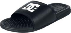 DC Shoes Bolsa Infradito nero/bianco
