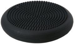 Zwarte Togu Dynair Senso Balkussen/Wiebelkussen Ø 33 cm - kinderen/volwassenen - zwart