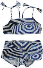 Blauwe Molo Nadetta bikini met streepdessin en UV-beschermingNNadetta bikini met streepdessin en UV-beschermingaNadetta bikini met streepdessin en UV-beschermingdNadetta bikini met streepdessin en UV-beschermingeNadetta bikini met streepdessin en UV-besch
