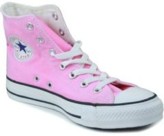 Roze Hoge Sneakers Converse ALL STAR