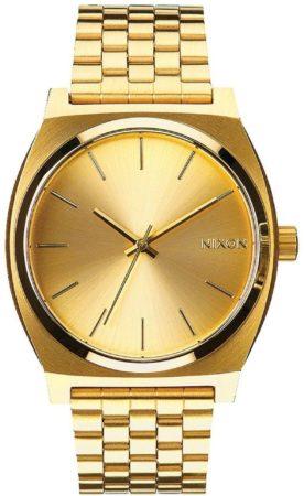 Afbeelding van Goudkleurige Nixon Time Teller All Gold/Gold A045511 - Horloge